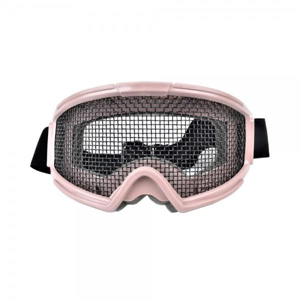 Steel Mesh Mask Tan (Wosport)