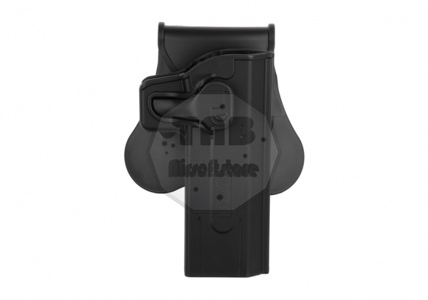 Paddle Holster für WE / KJW / TM Hi-Capa black (Amomax)