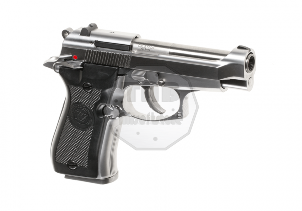 M84 Full Metal GBB Silver (WE)