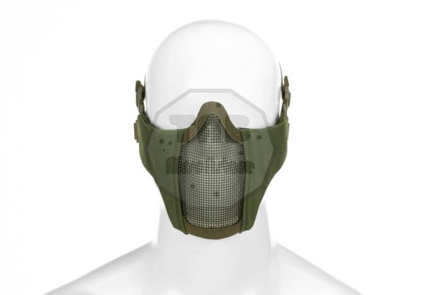 Mk.II Steel Half Face Mask OD (Invader Gear)