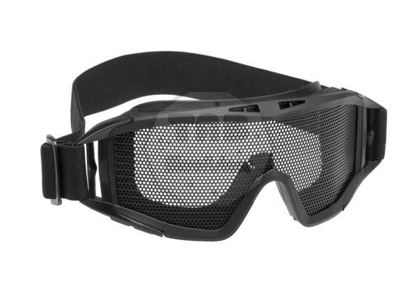 DLG Goggles Steel Mesh Black (Invader Gear)