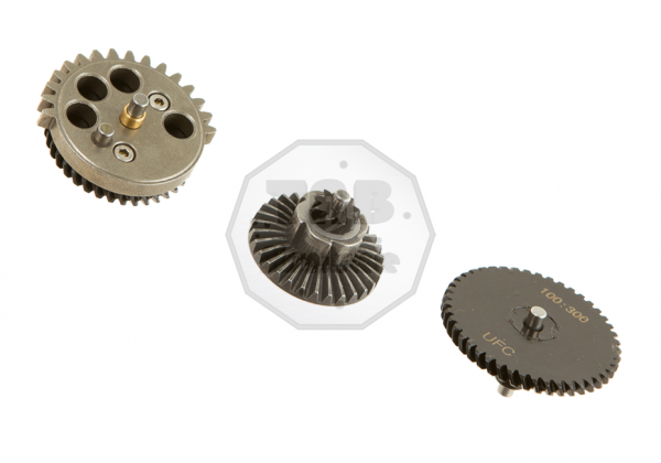Triple Torque CNC Gear Set (Union Fire)