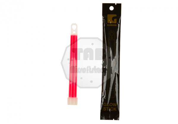 6 Inch Light Stick Red (Clawgear)