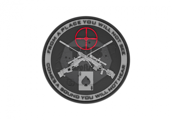 Sniper Rubber Patch SWAT (JTG)