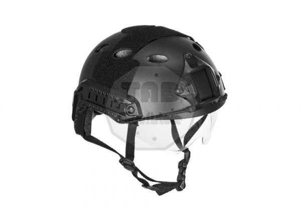 FAST Helmet PJ Goggle Version Eco Black (Emerson Gear)
