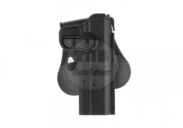 Roto Paddle Holster für M1911 Black (IMI Defense)