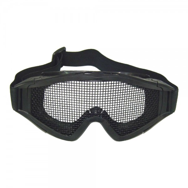 Steel Mesh Mask black (Royal)