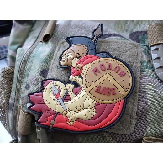 Chameleon Legion Spartan Warrior Patch (JTG)
