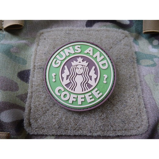 Guns and Coffee multicam (JTG)