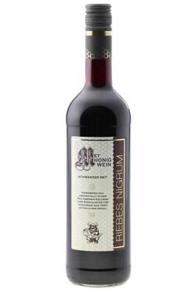 """Flasche Met """"RIBES NIGRUM"""" / Honigwein mit schwarzer Johannisbeere, 10 % vol. / 750 ml"""