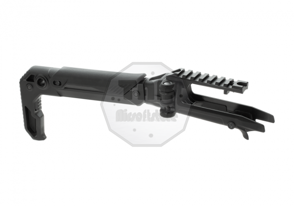AAP01 Folding Stock Black (Action Army)