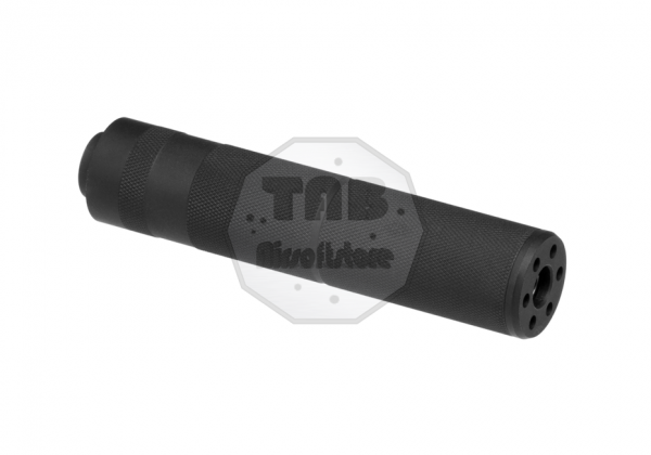 155mm Pro Silencer CCW Black (Pirate Arms)