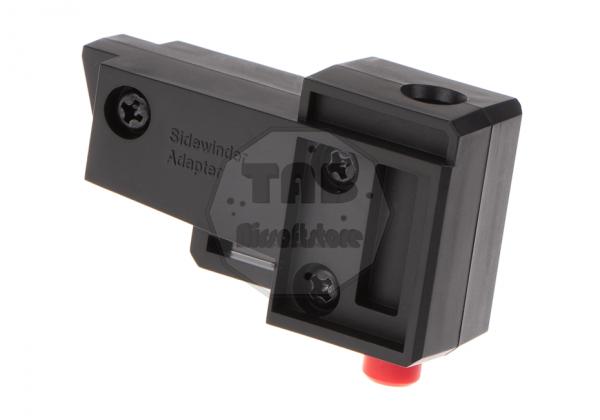 Universal Adapter Odin M12 Black (Airtech Studios)