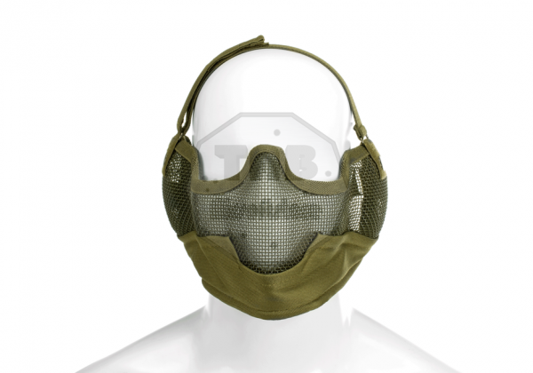 Steel Face Mask OD (Invader Gear)