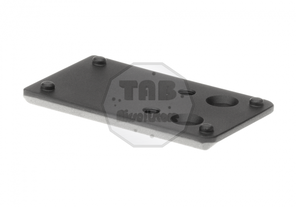Super Slim RDM20 Mount for Glock Rear Sight Dovetail (Leapers)