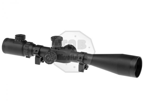8-32x50E-SF Sniper Rifle Scope Black (Aim-O)