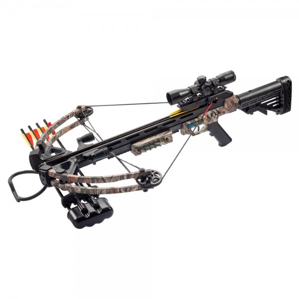 Man Kung Compound Armbrust 185 LBS Forest Camo