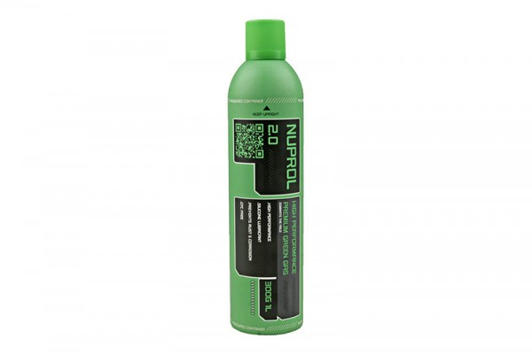 Nuprol 2.0 Premium Green Gas - 500ml