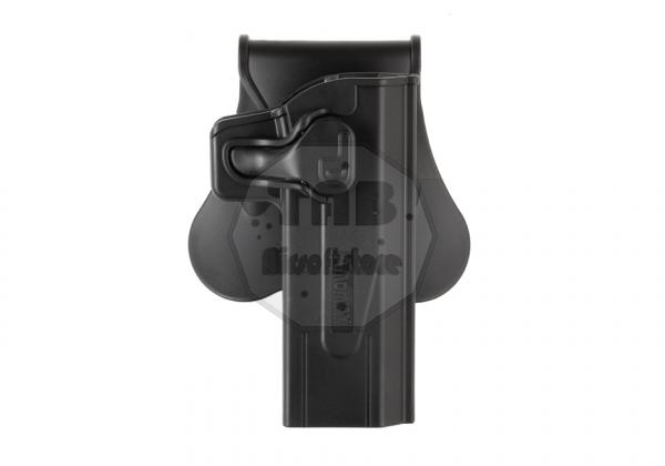 Paddle Holster für WE / TM Hi-Capa Black (Amomax)