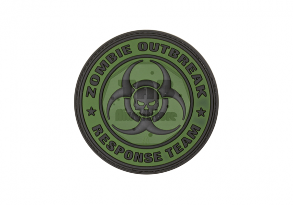 Zombie outbreak Rubber Patch Forest (JTG)