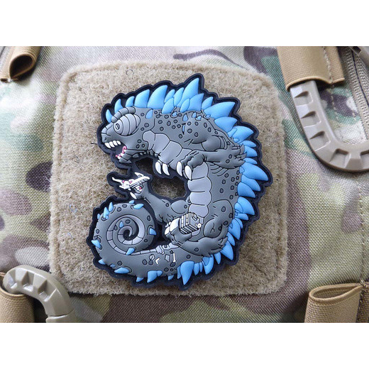 Chameleon Legion Chamzilla King of Monster Patch (JTG)