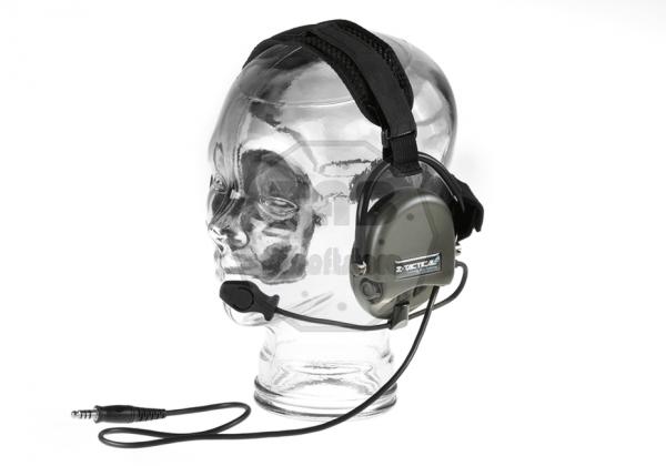 Liberator II Neckband Headset Foliage Green (Z-Tactical)