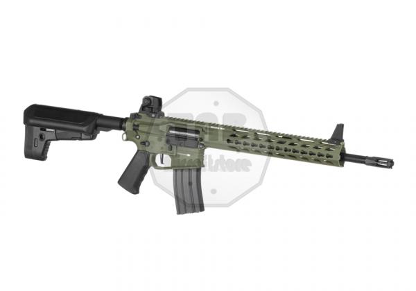 Trident Mk2 SPR/PDW Bundle S-AEG - Foliage Green (Krytac)