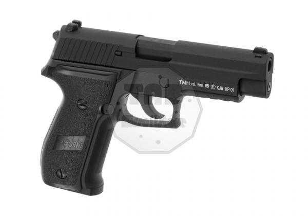 P226 Full Metal GBB (KJ Works)