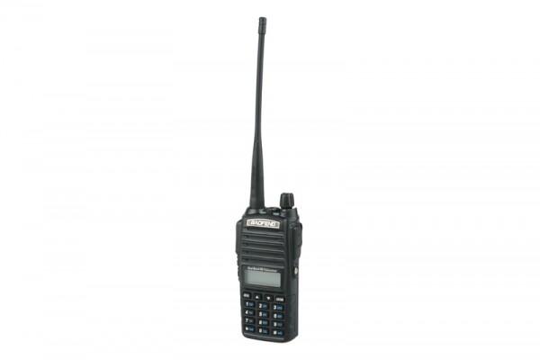 Manual Dual Band Baofeng UV-82 Radio - (VHF/UHF)