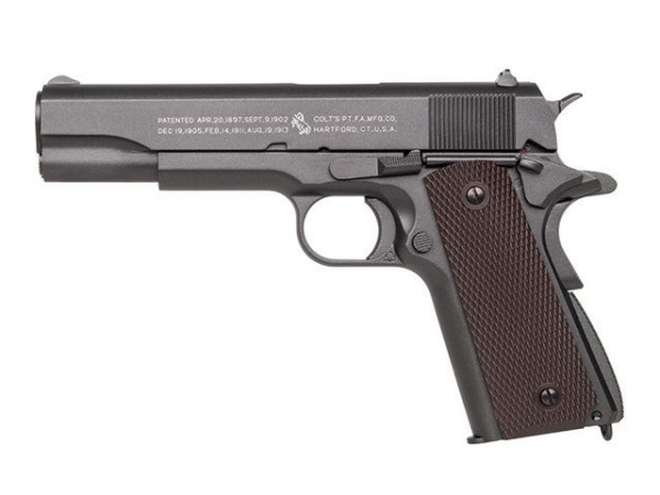 Colt 1911 Co2 BB -F- 6mm