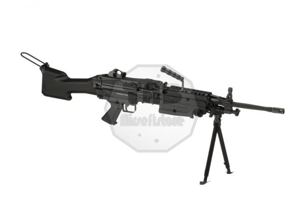 M249 Mk.II 0.5J Black (Classic Army)