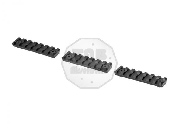Keymod Rail Section 7 Slots 3-Pack Balck (VFC)