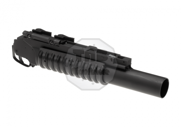 QD M203 Grenade Launcher Long Black (G&P)