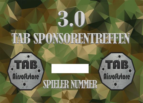 TAB-Sponsorentreffen 3.0