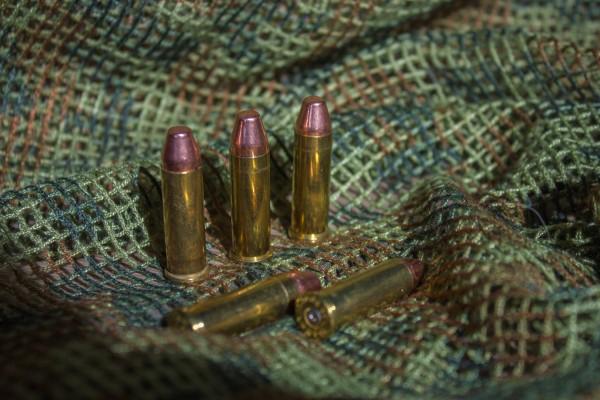 5x Dekopatrone .357 Magnum