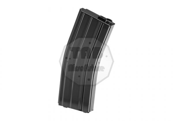 Magazin M4 Midcap Metal 125rds Black (G&G)
