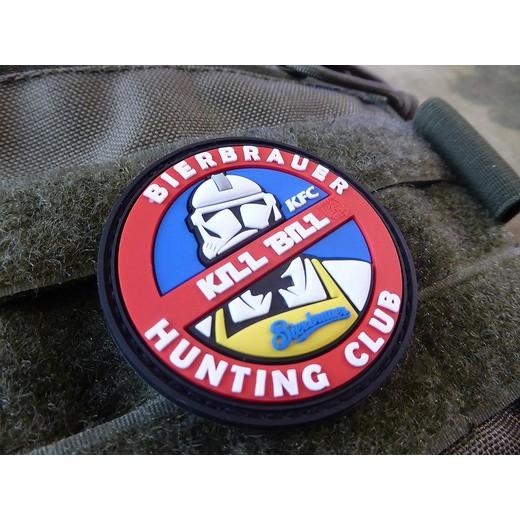 Kill Bill Bierbrauer Hunting Patch (JTG)