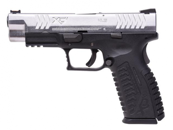 "Springfield XDM 4.5"" Gas BlowBack -F- 6mm bicolour"
