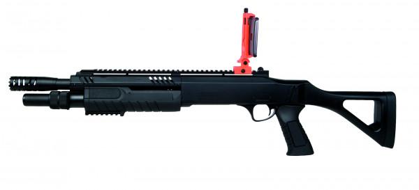 """Fabarm STF12 AR 11"""" Federdruck 6mm schwarz Shooter AR"""