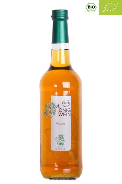 Flasche BIO Gewürz Met / Bio-Honigwein mit Gewürzen, 10 % vol. / 700 ml
