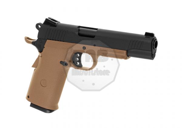 KP-11 Full Metal Tan GBB (KJ Works)