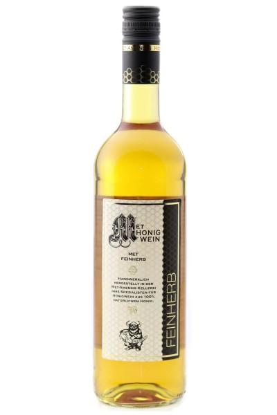 Div. Gebinde feinherber Honigmet / MET Amensis Honigwein, 12,5%