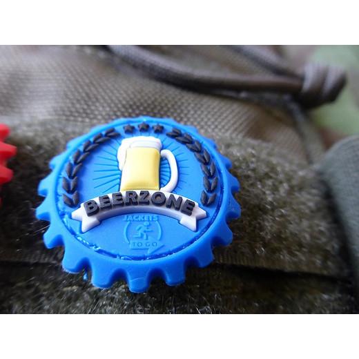JTG Beerzonekronkorken Bierbrauer, blau