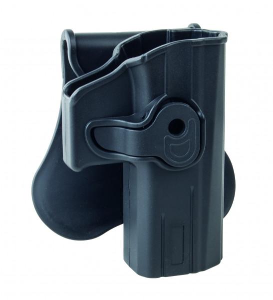 ASG Gürtelholster Quick Release, CZ P-07, P-09, Sp-01, Bersa