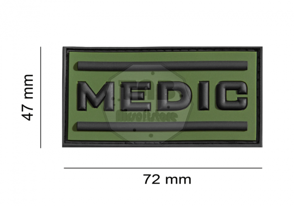 Medic Rubber Patch Forest (JTG)