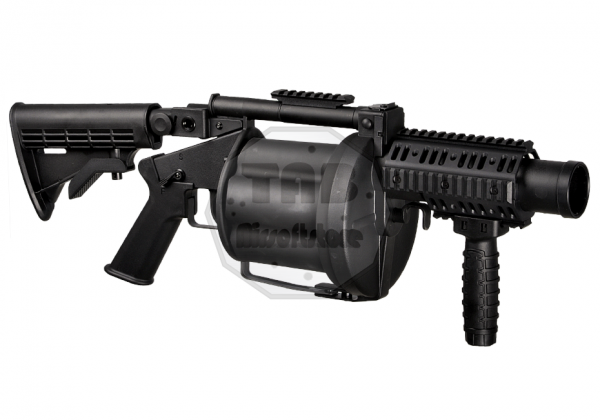 MGL Multiple Grenade Laucher Black (ICS)
