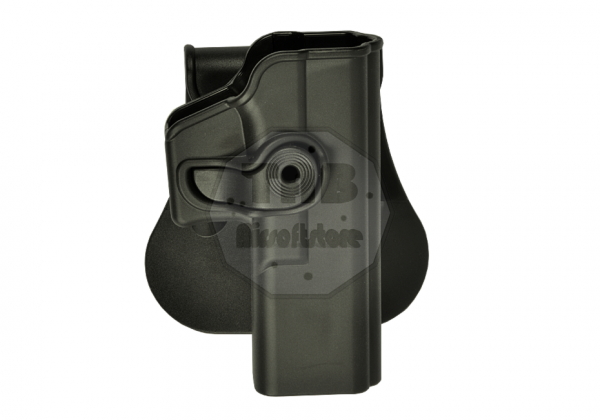 Roto Paddle Holster für Glock 17 Black