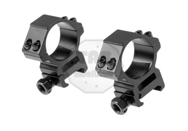 30mm Medium Type Mount Rings (Pirate Arms)