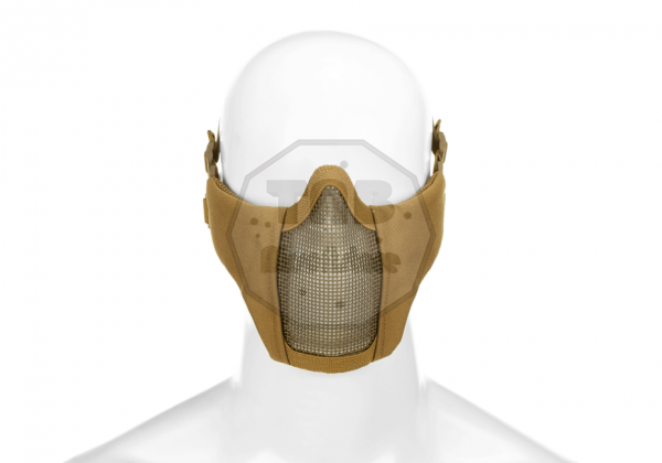 Mk.II Steel Half Face Mask Tan (Invader Gear)