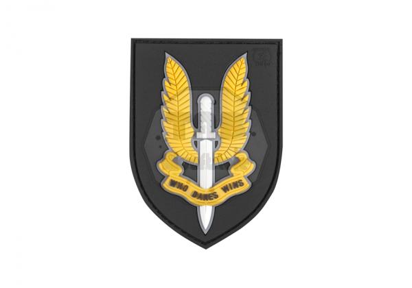 SAS Rubber Patch Color (JTG)